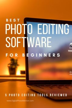 Best Photo Editing Software for Beginners Photography Editing Apps, Photography Software, Photography Basics, Photography For Beginners, Photoshop Photography, Photography Tutorials, Free Photography, Digital Photography, Photography Backdrops