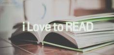 I Love To Read - Love Facebook Cover Photos