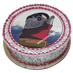 We offer Shin Chan cartoon cake online delivery to your doorstep. Send or buy Shinchan birthday cake at best price & avail same day free delivery. Cake Designs For Kids, Cool Designs, Girl Birthday, Birthday Gifts, Birthday Cake, Cartoon Cakes, Cake Delivery, Cake Online, Favorite Cartoon Character