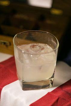 700 Songs Gimlet 1.5 oz Perry's Tot - Navy Strength Gin .750 oz Fresh Lime Juice .5 oz Simple Syrup .25 oz Cinnamon Syrup 1 dash Bittermans Hellfire Shrub