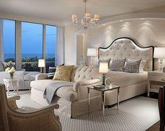 Master Bedroom - Beach Style - Bedroom - Miami - Cindy Ray Interiors, Inc. Dream Bedroom, Home Decor Bedroom, Bedroom Ideas, Bedroom Furniture, Bedroom Beach, Bedroom Wall, Decor Room, Star Bedroom, Bedroom Suites