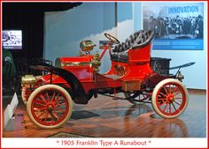 1905 Franklin Type A Runabout
