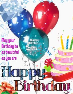 Send this birthday wish ecard to a friend or family member. Free online Birthday Wish Ecard ecards on Birthday Animated Happy Birthday Wishes, Birthday Wishes Greetings, Special Birthday Cards, Cute Happy Birthday, Happy Birthday Wishes Cards, Birthday Wishes And Images, Happy Birthday Candles, Birthday Gifs, Birthday Sparklers