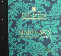 Cole & Son Mariinsky Damask