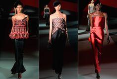 Os 100 melhores vestidos de Giorgio Armani » Harper's Bazaar