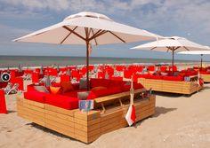 strand noordwijk zomer