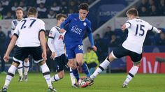 Arsenal and Tottenham Hotspur Do Battle Over Leicester City Full Back