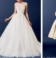 Palo Sebastian wedding dress