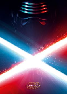 Star Wars: The Force Awakens Poster - Created by Michael Friebe