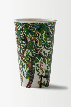 Gwyneth Leech Sculpture Latte Cup - anthropologie.eu