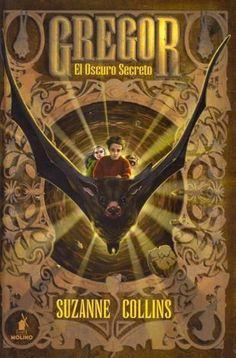 Gregor el oscuro secreto / Gregor and the Marks of Secret