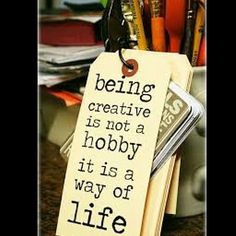 """""""Being creative is not a hobby it is a way of life.""""  Fashion Waves Designs  #fashion #jewelrydesigner #fashionwavesdesigns"""