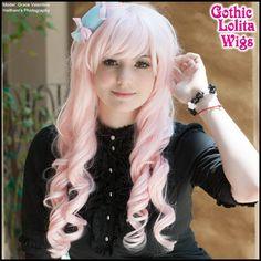 Wig idea (http://www.gothiclolitawigs.com/spiral-lolita-collection-pinkie/)