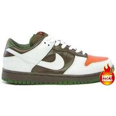 best service 42f49 932c7 Men Nike Dunk Low SB Oompa Loompa Edition Light Chocolate White Nike Dunks,  Nike Men