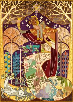 """The Forest King 