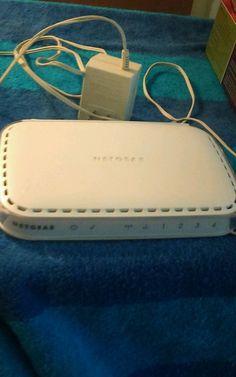 Net Gear Wireless Modem 54 mbps WGR614 #Netgear