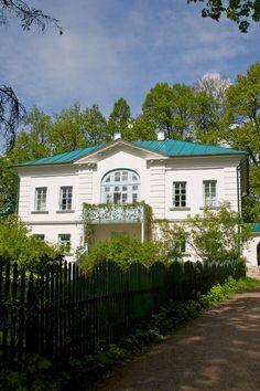 Yasnaya Polyana-home of Leo Tolstoy