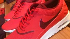 Nike Air Max Thea red edition www.forpro.pl