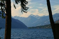 Refresh your soul!  Lake Chelan in Lucerne, WA.