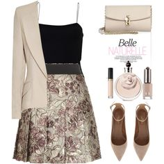 How To Wear suit Fashion Set Outfit Idea 2017 - Fashion Trends Ready To Wear For Plus Size, Curvy Women Over 20, 30, 40, 50
