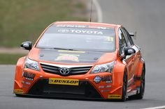 Frank Wrathall's NGTC spec BTCC Toyota Avensis from round one at Brands Hatch (via @ToyotaGB )