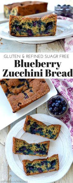 Gluten-Free Breakfast Muffins With Zucchini, Feta, And Quinoa Recipe ...