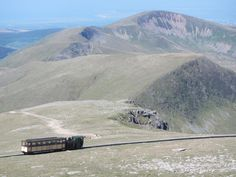 A beautiful day for a steam ride to Snowdon