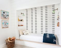 Boy's Room by Amber Interiors. Photography by Tessa Neustadt