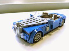 Douglas Hogg: Lego Roller