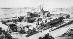 HANNOVER * um 1900 Braugilde Gilde Brauerei