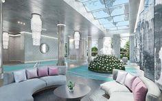 La mente brillante de la Maison Chanel Karl Lagerfeld ha sido el encargado de darle vida al diseño de los vestíbulos del lujoso residencial The Estates at Acqualina que está próximo a su inauguración. @karllagerfeld #karllagerfeld #diseño #diseñador #residencial #TheEstatesAtAcqualina #inauguración #opening #lujo #luxury  via ROBB REPORT MEXICO MAGAZINE OFFICIAL INSTAGRAM - Luxury  Lifestyle  Style  Travel  Tech  Gadgets  Jewelry  Cars  Aviation  Entertainment  Boating  Yachts