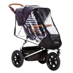 Длждевик Mountain Buggy Urban Jungle all-terrain stroller with storm cover