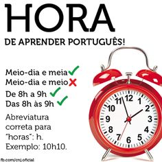 If you are planning to work in Portugal or any of the other countries where Portuguese is spoken then it can only be to your advantage to learn as much of the language as possible. Portuguese Grammar, Portuguese Language, Learn Brazilian Portuguese, Portuguese Recipes, Portuguese Food, Student Life, Culinary Arts, Study Tips, Food Presentation
