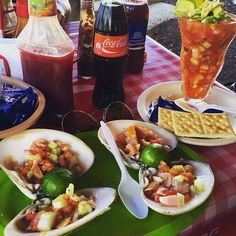 This is how we do seafood in #SanQuintin Come and join us! This is #BajaCalifornia  -Adventure by Zonia23