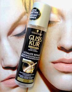 Gliss Kur Ultimate Repair regenerační expres balzám na vlasy