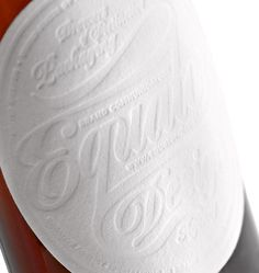 Packaging of the World: Creative Package Design Archive and Gallery: Equator Design Beer Drink Labels, Beer Labels, Oh Beautiful, 2 Kind, Displays, Label Design, Package Design, Graphic Design, Beer Packaging