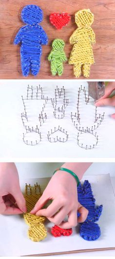 Click Pic for 20 DIY Mothers Day Craft Ideas for Kids to Make | Homemade Mothers Day Crafts for Toddlers to Make