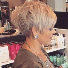Short Haircut 2017 - 10