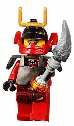Lego Ninjago Samurai X Minifigure by Lego. $24.60