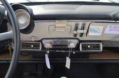 1966 All Original VW Notchback For Sale @ Oldbug.com Radio Vintage, Power Strip, Type 3, Volkswagen, Electronics, The Originals, Consumer Electronics