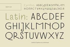 Libellula Typeface on Behance