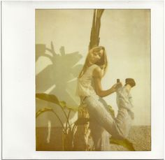 like my mother - polaroid 10