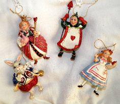 Вышедшие На Пенсию Рождественские Украшения, Уникальные Рождественские Украшения, Ртутные Стеклянные Украшения, Отдел 56 негабаритных стеклянных украшений, Вышедшие На Пенсию Стеклянные Украшения, Наборы Коробок Полонеза Unique Christmas Ornaments, Felt Christmas Decorations, Christmas Mood, Glass Ornaments, Christmas Crafts, Alice Tea Party, Flower Tutorial, Wonderland, Mini