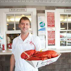 Barnacle Billy's, Ogunquit, Maine. Coastalliving.com