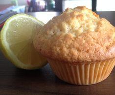 Rezept fluffige Zitronen Muffins von Janachen - Rezept der Kategorie Backen süß