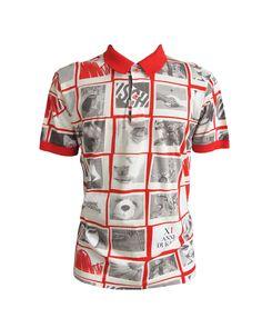 Moschino Polo Shirt.