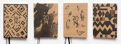 Czaderskie kalendarze na 2014.