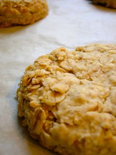 elsa hodder's great grammie's scottish oat cakes