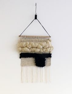 Weaving / tapís #01/6, Greta Serra