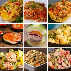 10 Easy Low-Carb Dinners